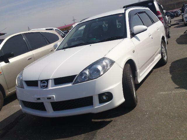 Nissan Wingroad ниссан вингроад