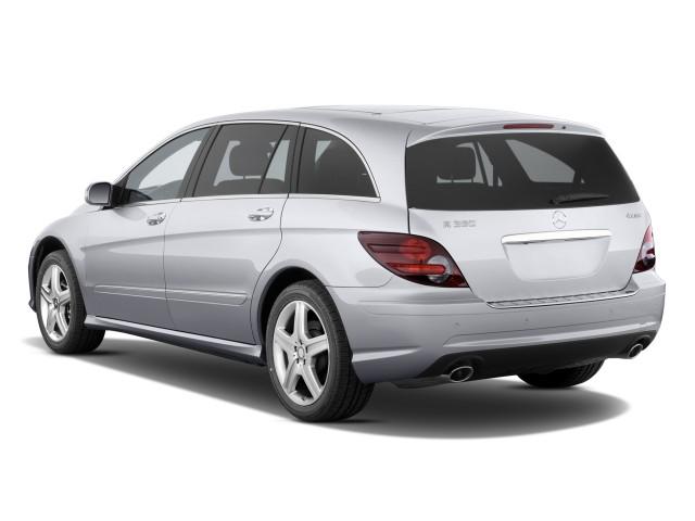 Mercedes-Benz R мерседес-бенц р класса