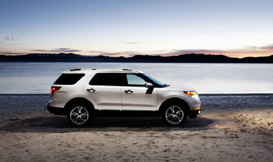 2011 ford explorer форд эксплоер