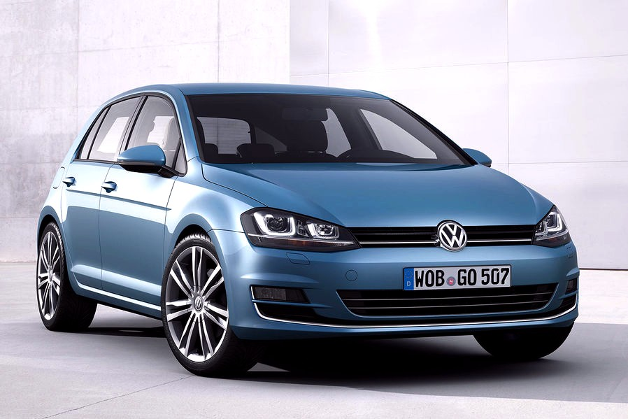 volkswagen-golf-7 фольксваген гольф