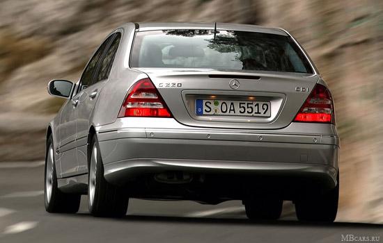 mercedes-benz-c-class авто за 500 000 рублей