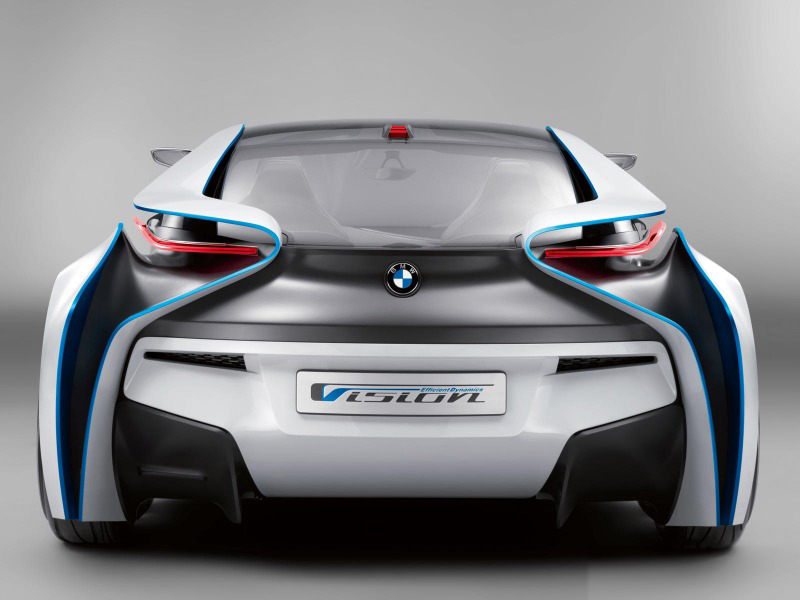 BMW-Vision-EfficientDynamics бмв визион