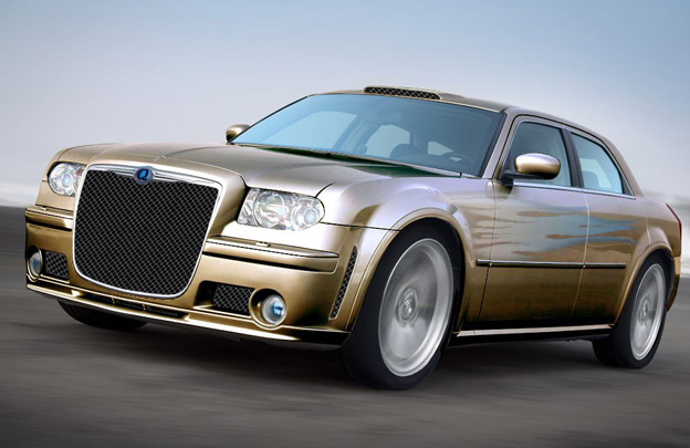 Chrysler 300C крайслер 300 с