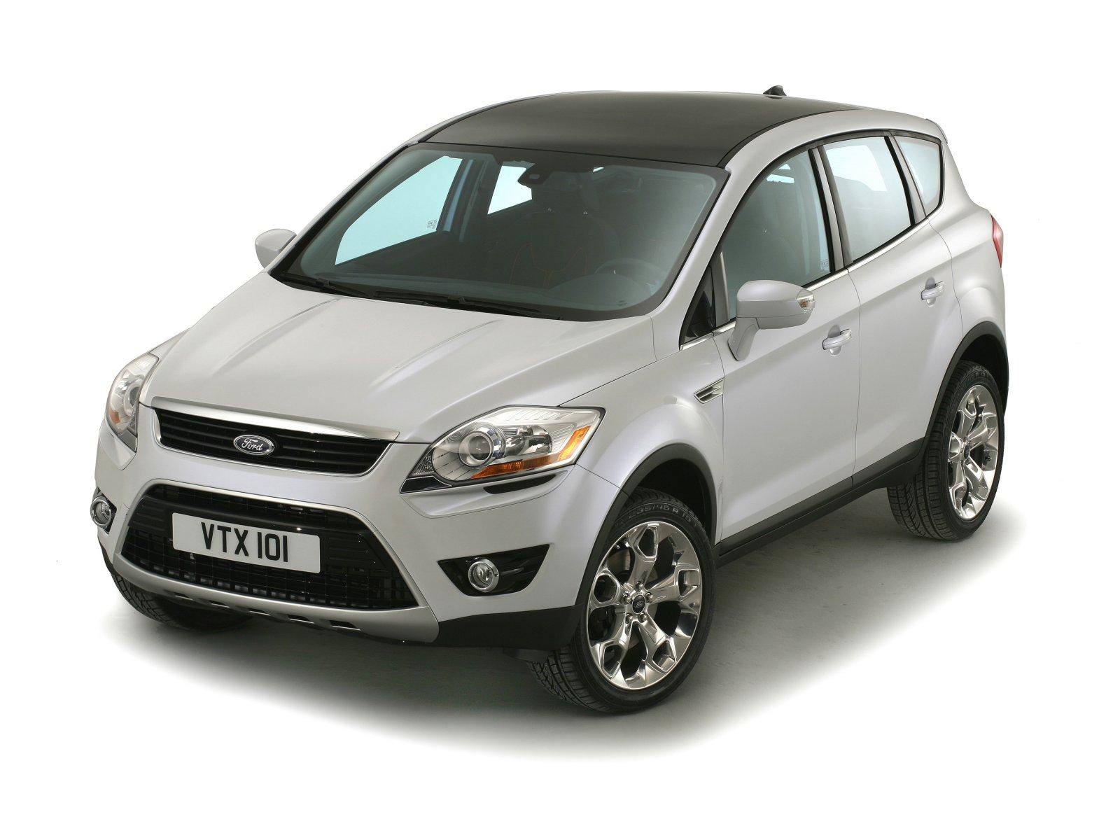 Ford_Kuga форд куга