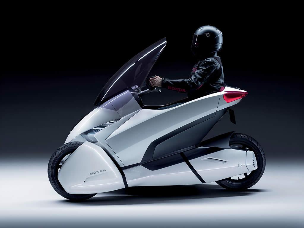 Honda 3R-C ММАС 2010
