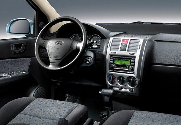 Hyundai Getz хендай гетс