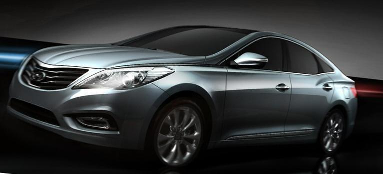 Hyundai Grandeur_2011 хёндай гренадер