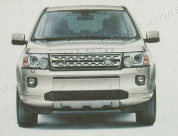 Land Rover Freelander_2011 ланд ровер фрилендер