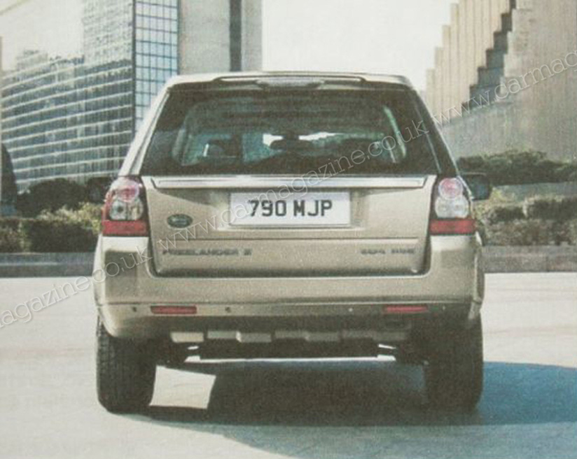 Land Rover Freelander_2011 ланд ровер фрилендер