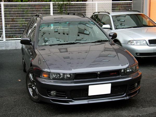 Mitsubishi Legnum митсубиши легнум