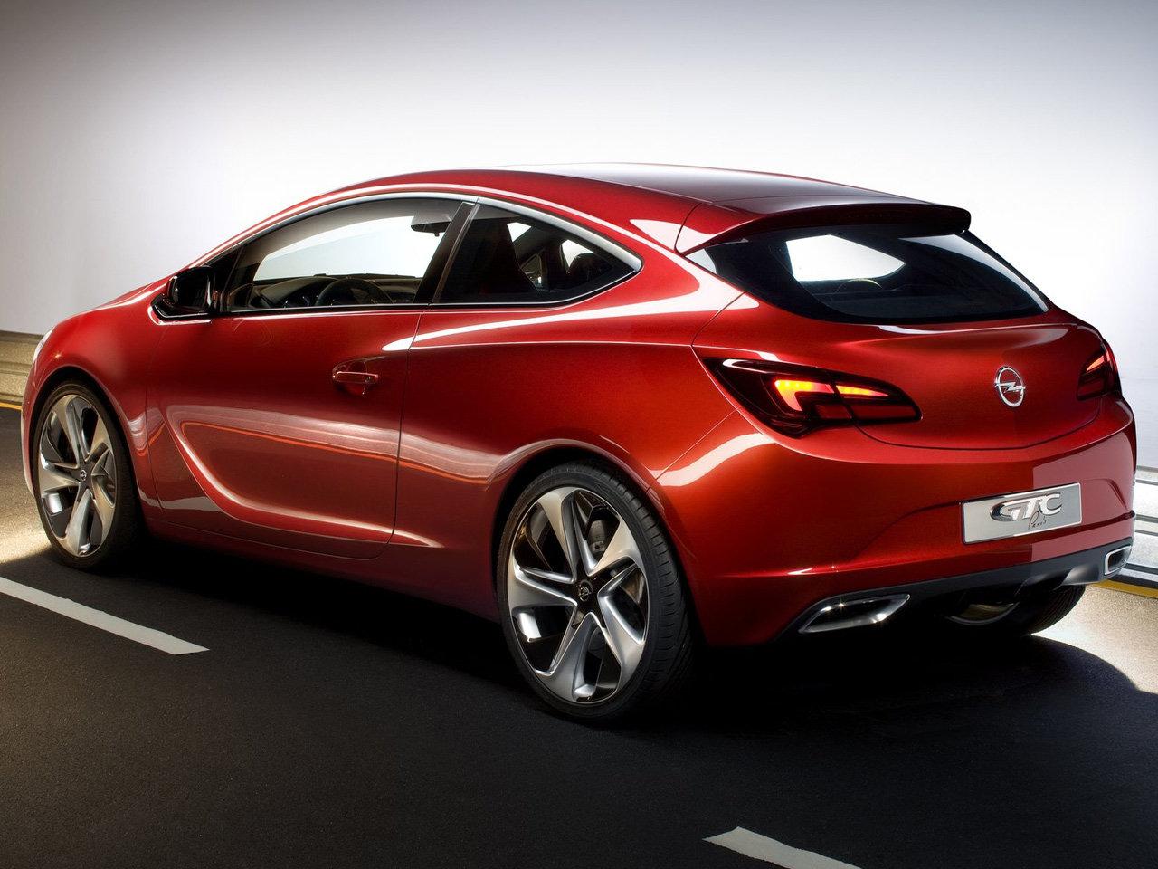 Opel GTC Paris опель жтс париж