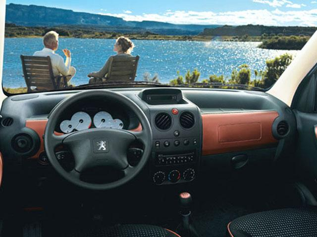 Peugeot Partner VP Origin пежо партнер