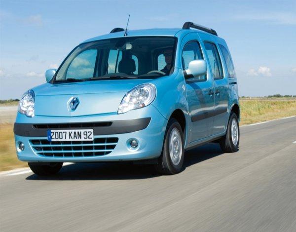 Renault Kangoo_express рено кангу