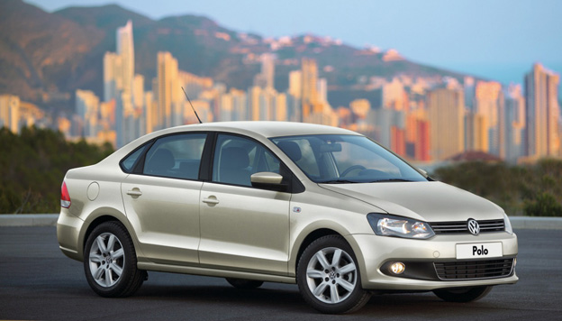 ММАС 2010Volkswagen Polo Sedan