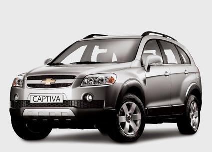 Chevrolet Captiva (Шевроле Каптива)