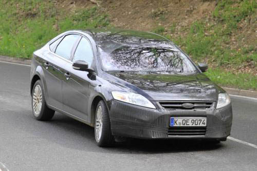 ford mondeo new 2010 форд мондео
