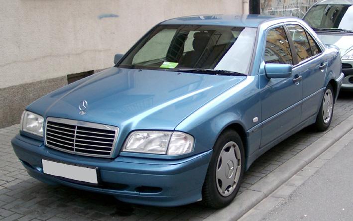 mercedes-benz C-Klasse W202 мерседес-бенц с класс