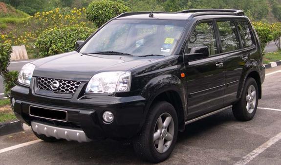 Nissan X-Trail 2004, ������, 2000 ���.��, QR25 - ����� ���������